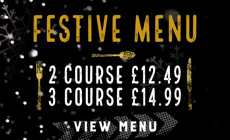 Festive Menu at Beekeepers