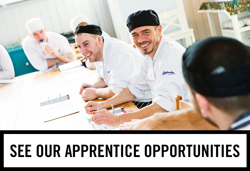 Apprenticeships at Beekeepers